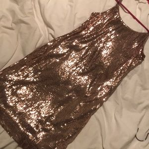 Brand new Forever 21 Sequin Dress